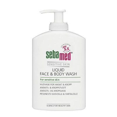 SEBAMED FACE & BODY WASH PUMPPUPULLO 300 ml