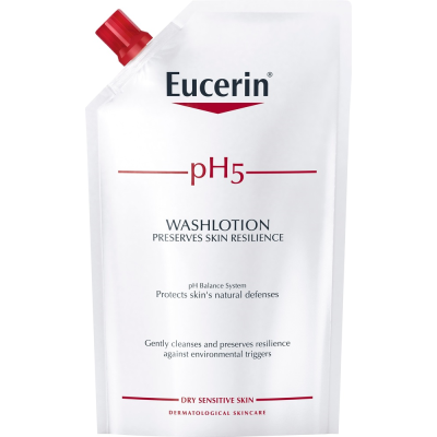 Eucerin pH5WashlotionRefill w/perf. 400 ml